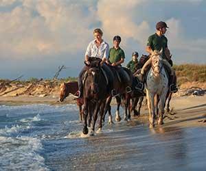 gite-in-spiaggia-a-cavallo
